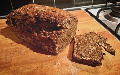 Recipe: Filmjölkslimpa – Swedish Buttermilk Bread